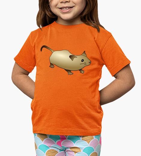 Ropa infantil La rata malapata