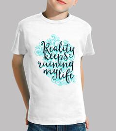 la réalité keep gagner ma vie