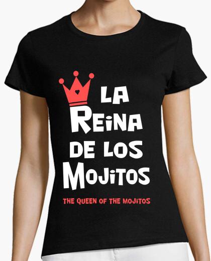 T-shirt la regina dei mojitos