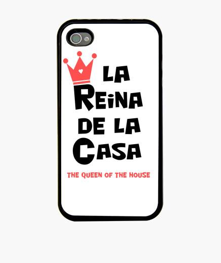 Funda iPhone La Reina de la Casa