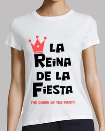 La Reina de la Fiesta