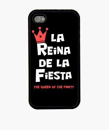Funda iPhone La Reina de la Fiesta