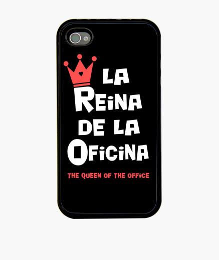 Funda iPhone La Reina de la Oficina