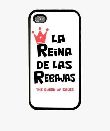 Funda iPhone La Reina de las Rebajas