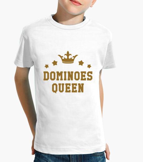 Ropa infantil la reina de los dominós