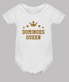 la reina de los dominós