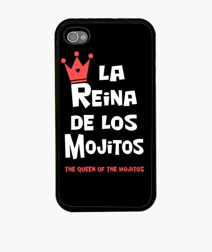 Funda iPhone La Reina de los Mojitos