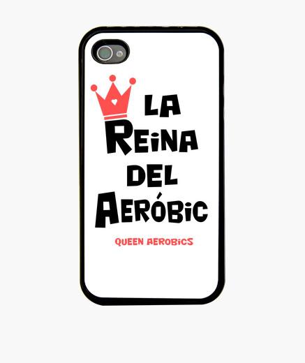 Funda iPhone La Reina del Aeróbic