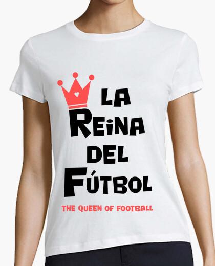 Camiseta La Reina del Fútbol