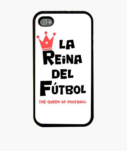 Funda iPhone La Reina del Fútbol