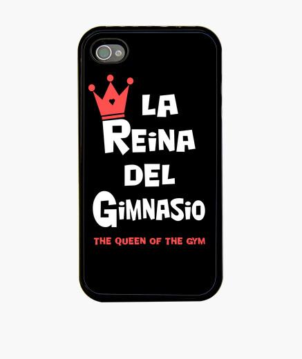 Funda iPhone La Reina del Gimnasio