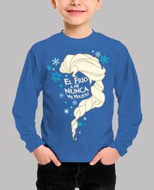 La Reina del Invierno Elsa de Frozen