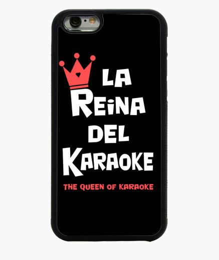 Funda iPhone 6 / 6S La Reina del Karaoke