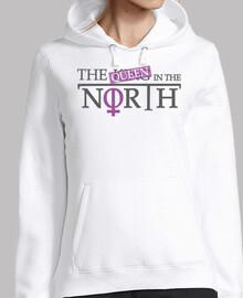 la reine dans le nord
