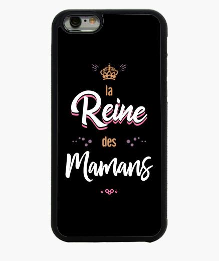 Coque Iphone 6 / 6S La reine des mamans