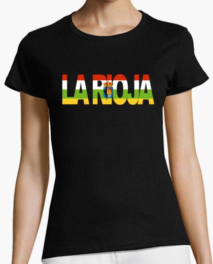 Camiseta LA RIOJA (BANDERA)