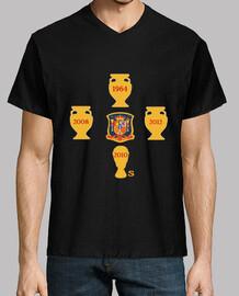 la roja campeones