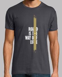 la route est le mode de vie