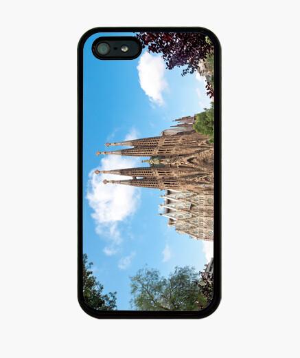 Funda iPhone La Sagrada Familia