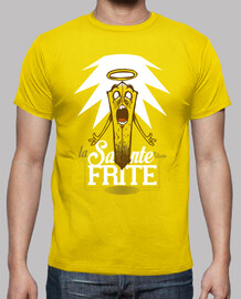 La sainte Frite - Men/Yellow