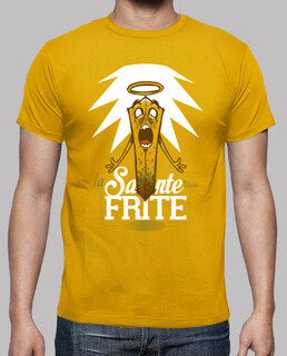 La sainte Frite - Men/Yellow Mustard