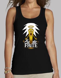 La sainte Frite - Women/Black