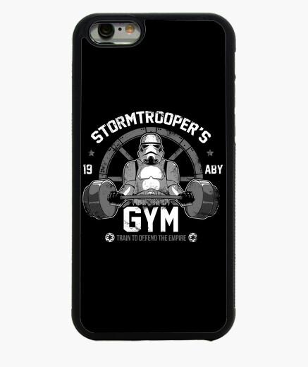 Coque Iphone 6 / 6S la salle de sport stormtrooper