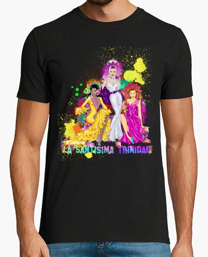Camiseta LA SANTISIMA TRINIDAD