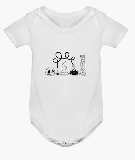 Vêtements enfant la science - corps de bébé