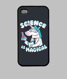 la science est un case magique