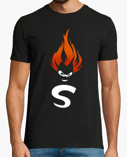 T-shirt la sindrome - los incredibile
