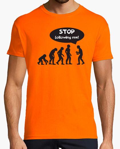 T-shirt la smetta di seguirmi