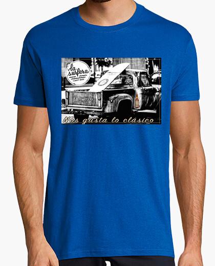 Camiseta La Surfera Beer