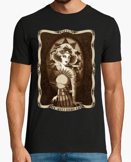 T-shirt la sweet ragazza audace