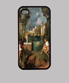 La tempestad - Giorgione