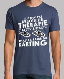 la terapia de karting
