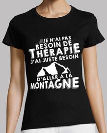 la terapia de montaña