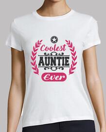 la tía más fresca nunca