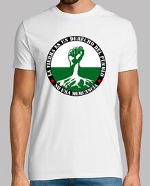 La tierra es un derecho del pueblo