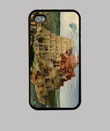 La Torre de Babel - Brueghel el Viejo