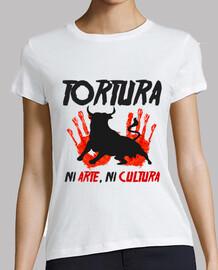 la tortura, né arte né cultura