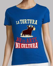 La Tortura No Es Arte Ni Cultura