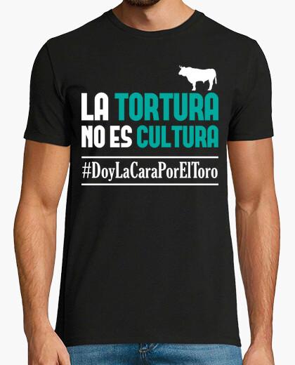 Camiseta La Tortura No Es Cultura