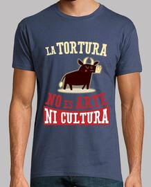 la tortura non è arte o la cultura