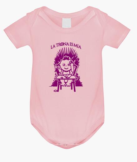 Ropa infantil La trona es Mía bebés