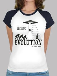 la true evoluzione of un uomo