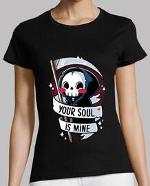 la tua anima è mia!