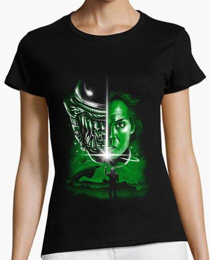 Camiseta la última camisa extranjera para mujer