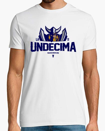Camiseta La Undécima - Real Madrid