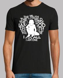 la verità - versione bianca - t-shirt uomo
